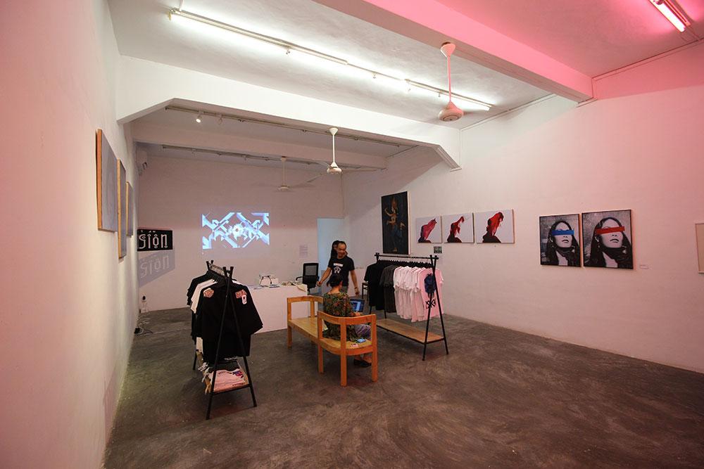 PSYCHE 2019 release hangout @BongTheGallery, Phnom Penh