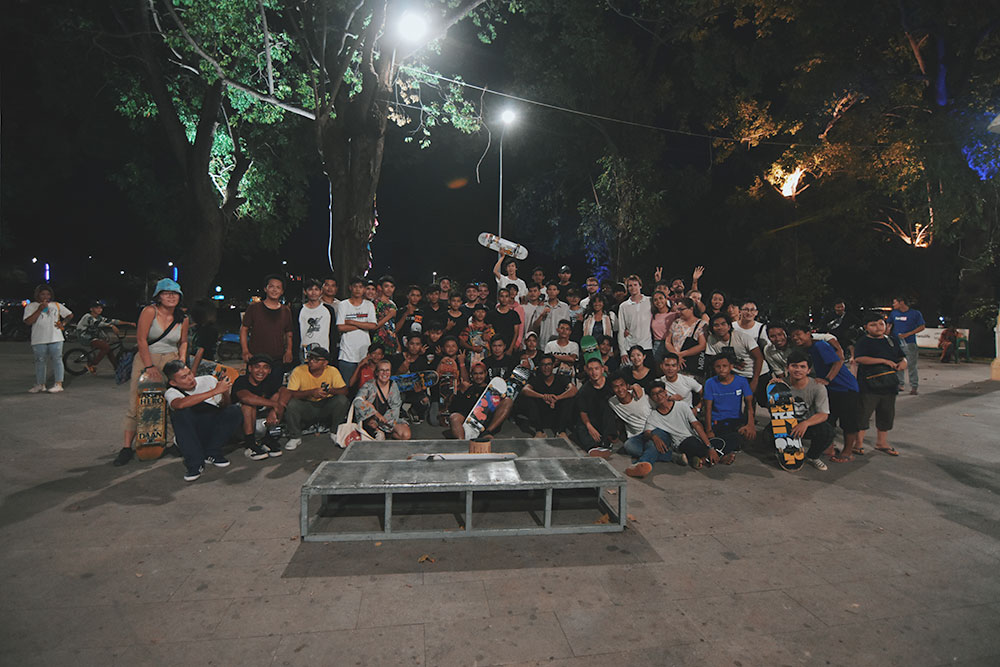 GSD2019 Siem Reap / Collaboration with Mirage Contemporary Art Space